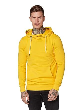 TOM TAILOR Denim Herren Sportliches Hoody Sweatshirt: Amazon