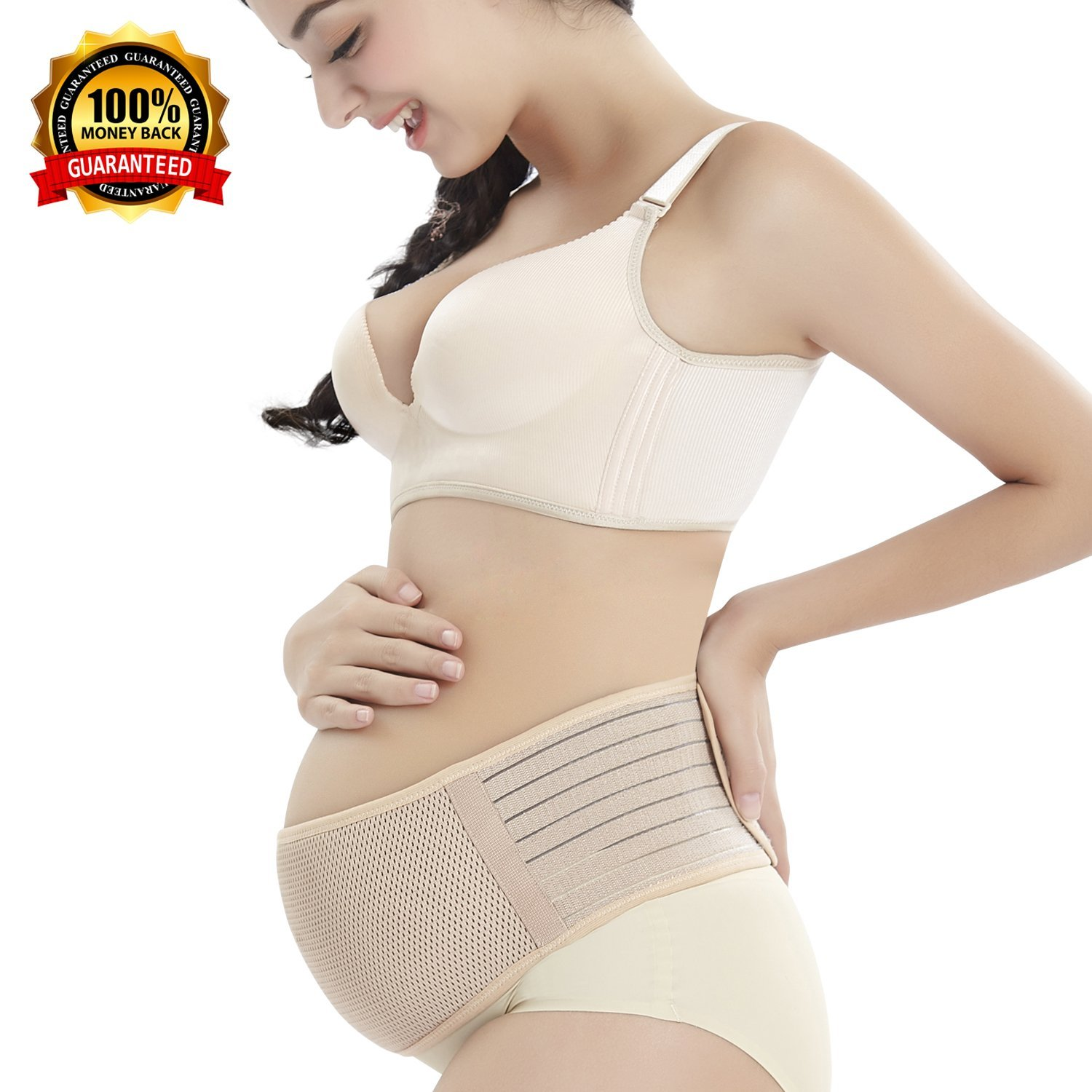 Belly Band for Pregnancy Maternity Belt Pregnancy Belt Pregnancy Support Belt Bands Maternity Support Belt Pregnancy Belly Support Band for Pregnant Women Maternity Supports