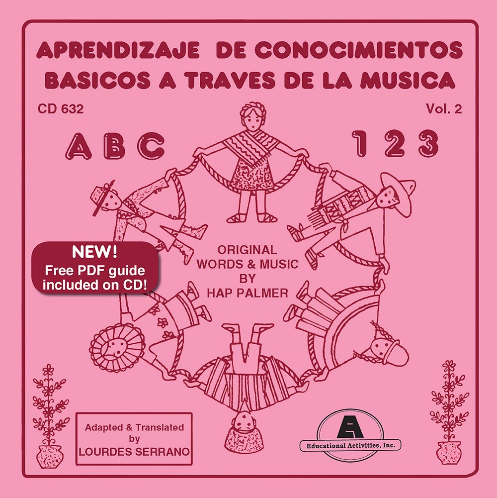 Hap Palmer - Learning Basic Skills Through Music Vol. 2 ...