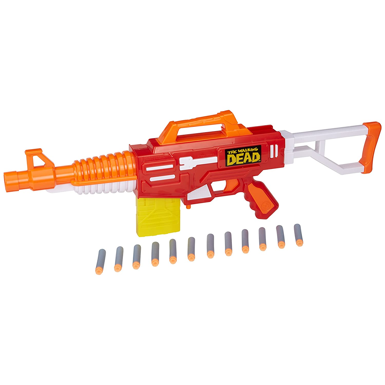 Amazon Com The Walking Dead Abrahams M16 Toys Games