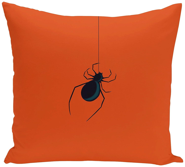 E by design O5PHN350OR12-16 Printed Outdoor Pillow