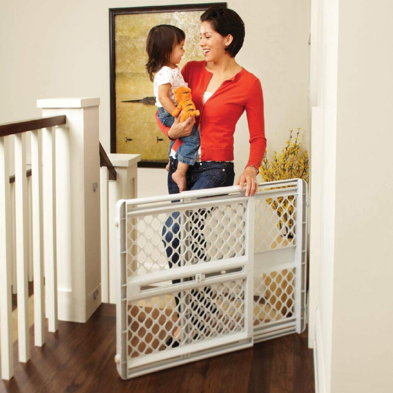 Amazon Com Quot Extra Wide Gate Quot By North States Smoothly