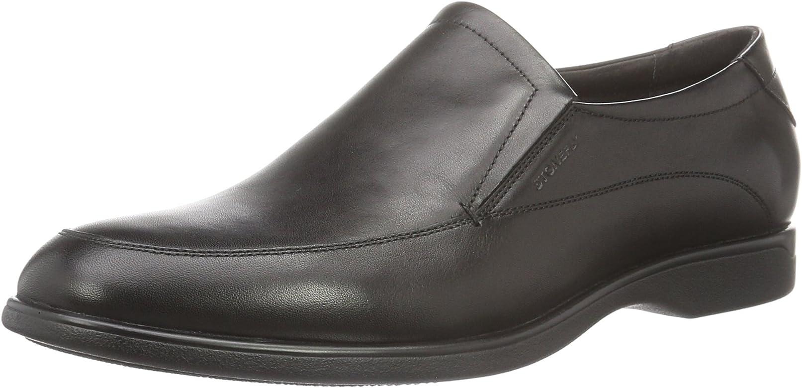 Stonefly Smart 5 Calf, Mocasines para Hombre, Negro (Nero/Black), 40 EU: Amazon.es: Zapatos y complementos