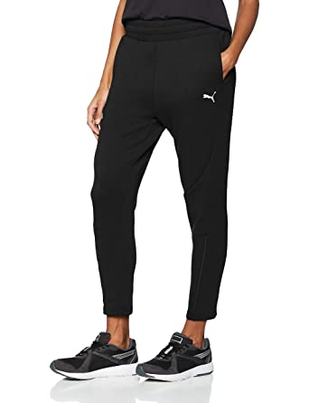 PUMA Evostripe Move Damen Hose Cotton Black 3XL: