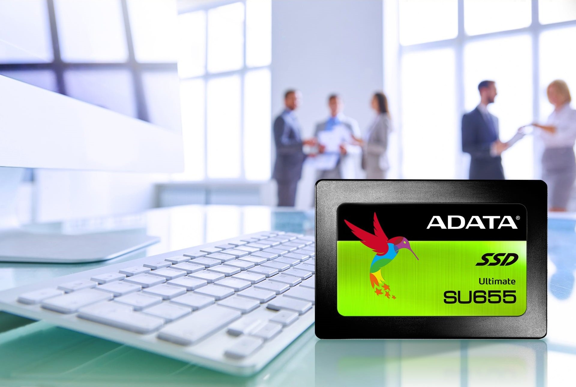 ADATA SU655 240GB 3D NAND 2.5 inch SATA III High Speed Read up to 520MB/s Internal SSD (ASU655SS-240GT-C) by ADATA (Image #6)