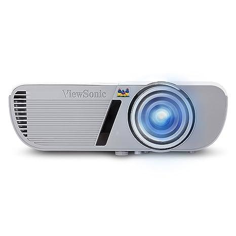 Amazon.com: VIEWSONIC pjd5553lws Lightstream WXGA corto ...