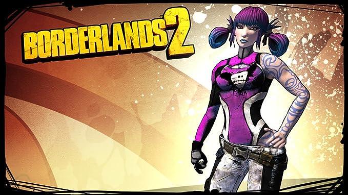Borderlands 2: siren glitter and gore pack download free full