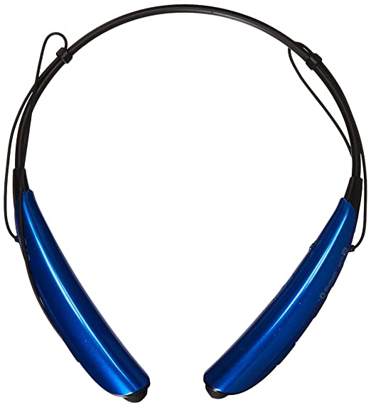 LG Tone Pro HBS-750 Bluetooth Headset Blue