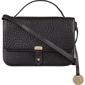 Buy Lodis Borrego Rfid Johanna Crossbody (Black) Online at Low Prices in  India - Amazon.in 2182262d44ad5
