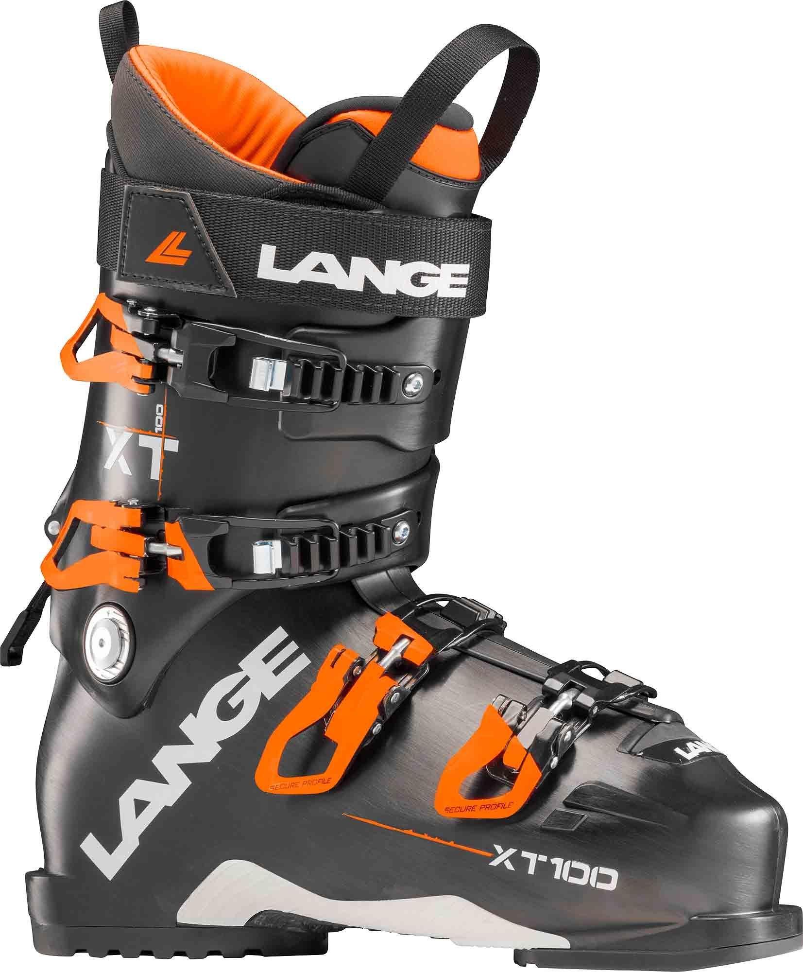 Lange Mens XT 100 Ski Boots 255 (28.5)