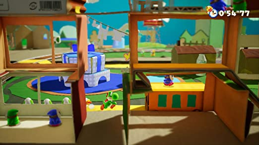 Yoshis Crafted World for Nintendo Switch [USA]: Amazon.es ...