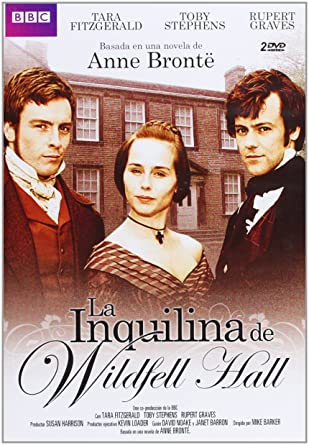 La inquilina de Wildfell Hall [DVD]