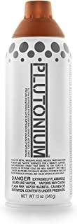 product image for PLUTONIUM Paint Ultra Supreme Professional Aerosol Spray Paint, 12-Ounce, 3rd Place Bronze Metallic