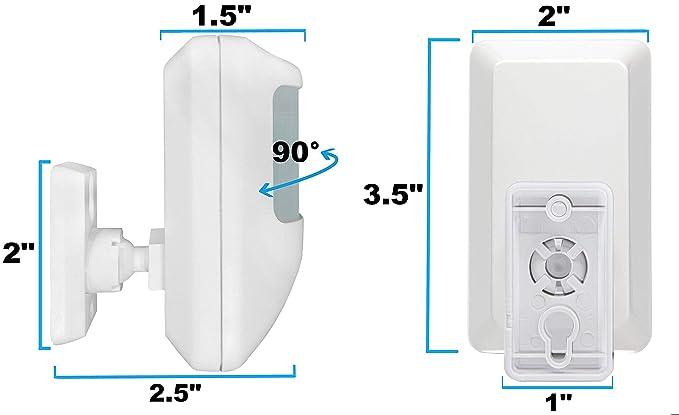 Amazon.com: 2 Gig, Honeywell, y vivint COMPATIBLES Detector ...