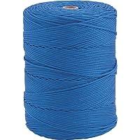 Corda Multifilamento 2 Mm Cor Azul, Vonder Vdo2843 Vonder Azul 2 Mm