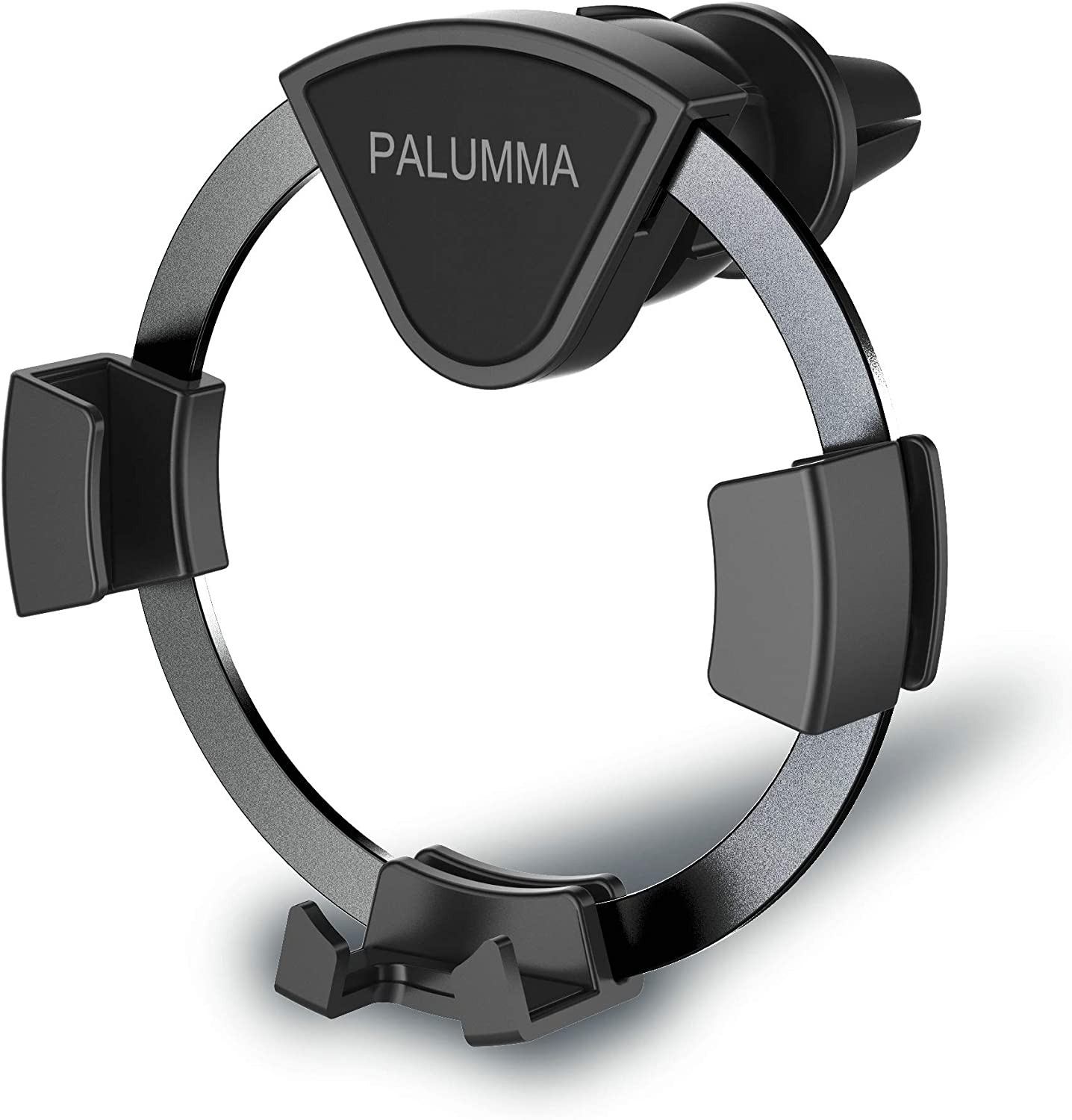 Palumma Air Vent Car Phone Holder, Auto-Clamping Handsfree Cellphone Encircling Gravity Car Mount Cradle Compatible with iPhone XS/X/8/7/6s/Plus, Samsung Note 9/ S9/S9 Plus/S8, LG, Sony, HTC