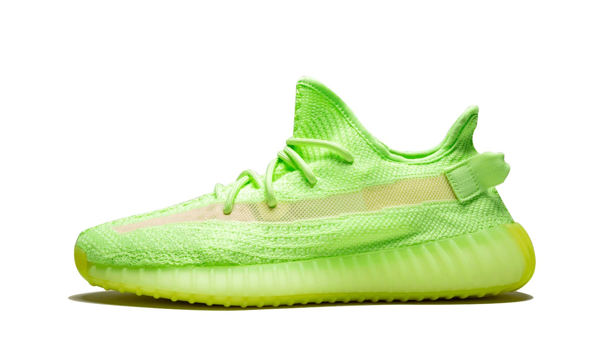 adidas Yeezy Boost 350 V2 (Glow/Glow-Glow, 11) by adidas