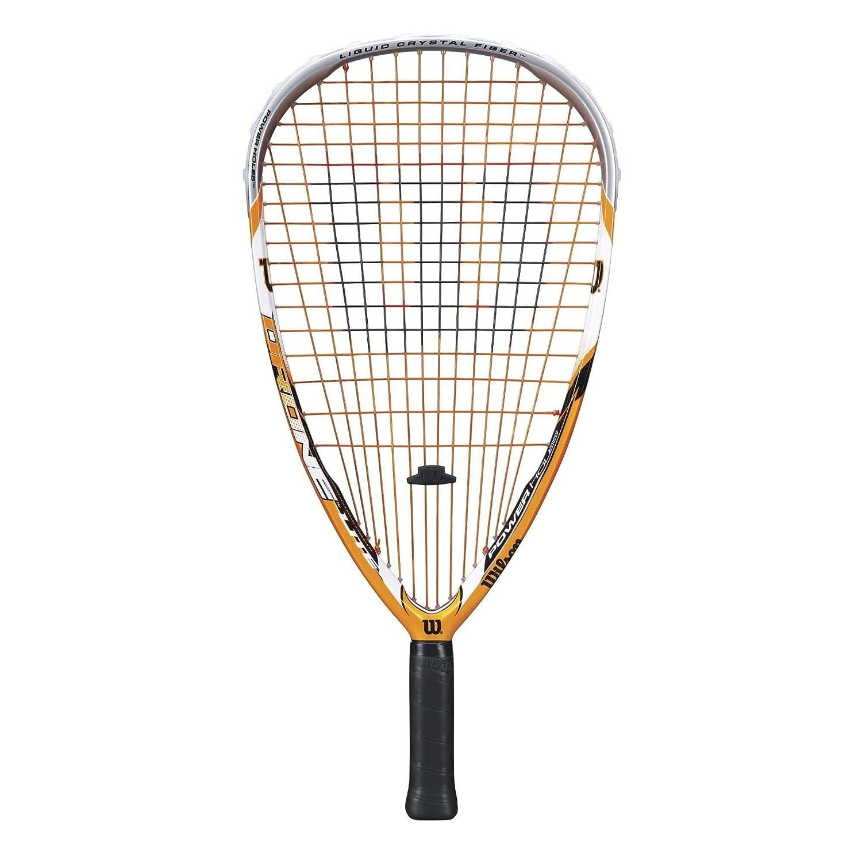 D/&H WRR02760U 3 5//8 Wilson Racquet Sports Drone Lite Racquetball Racket SS Grip