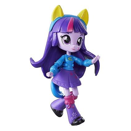amazon com my little pony equestria girls minis twilight sparkle
