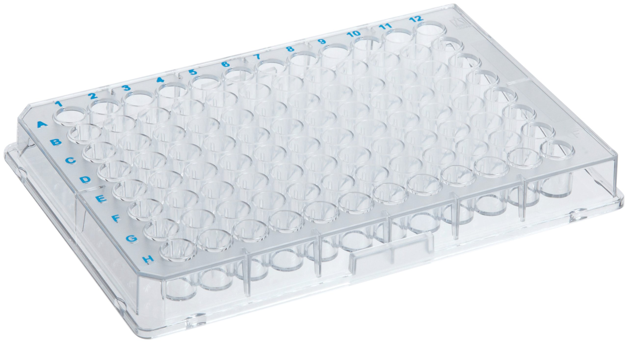 BRANDplates hydroGrade Immunoassay Microplates 96-well plate, hydroGrade, Clear, Non-Sterile, C Bottom (Pack of 100)