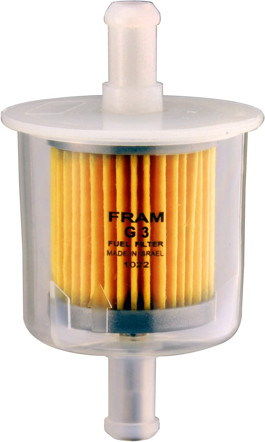 Amazon.com: FRAM G3 In-Line Fuel Filter: AutomotiveAmazon.com