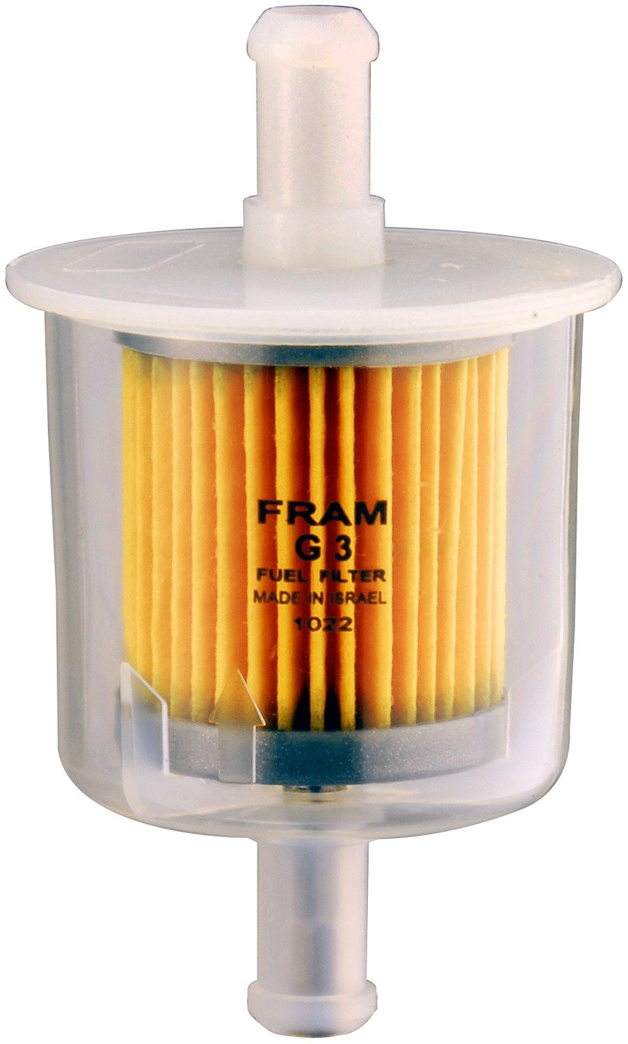 Waterproof Fuel Filter Wiring Library Donaldson P553203 Amazoncom Fram G3 In Line Automotive