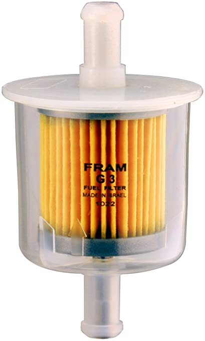 Amazon.com: FRAM G3 in-Line Fuel Filter: Automotive
