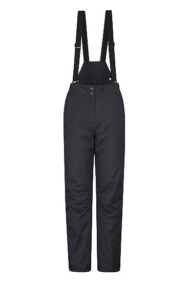 64b1d3af0 Mountain Warehouse Moon Womens Ski Pants - Warm Bib Snow Trousers