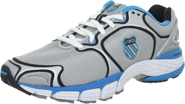 K-Swiss CALIFORNIA 92639-050-M - Zapatillas de correr para mujer, Plateado, 44.5: Amazon.es: Zapatos y complementos