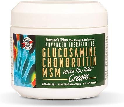 crema de glucozamina cu condroitina