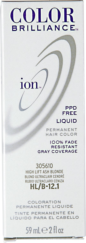 Amazon Hl V Hi Lift Cool Blonde Permanent Liquid Hair Color