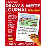 Draw and Write Journal for Kids: Writing and Drawing Story Paper for Boys and Girls (Primary Composition Notebook K-2)
