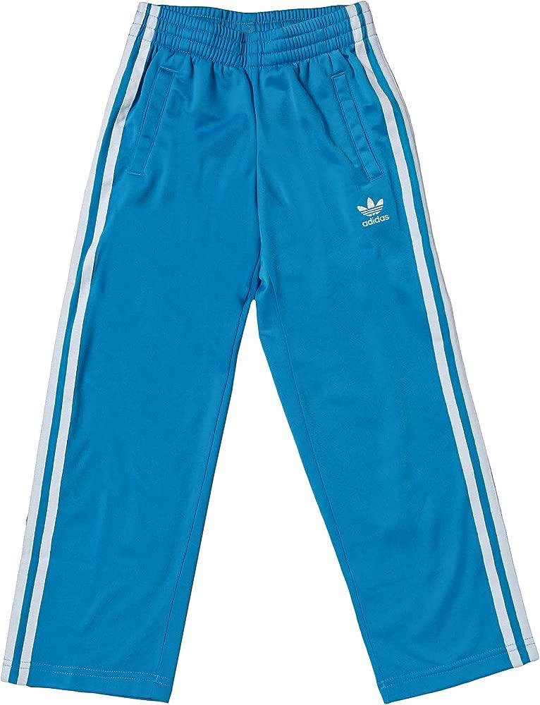 adidas Pantalón de Chándal J Firebird TP Azul/Blanco 8-9 años (128 ...