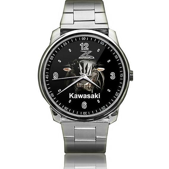 mgh065 caliente nuevo modelo reloj deportivo para vista de cabina kawasaki-z250 Custom velocímetro