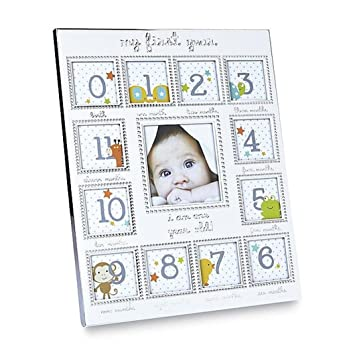Amazoncom My First Year Frame Baby