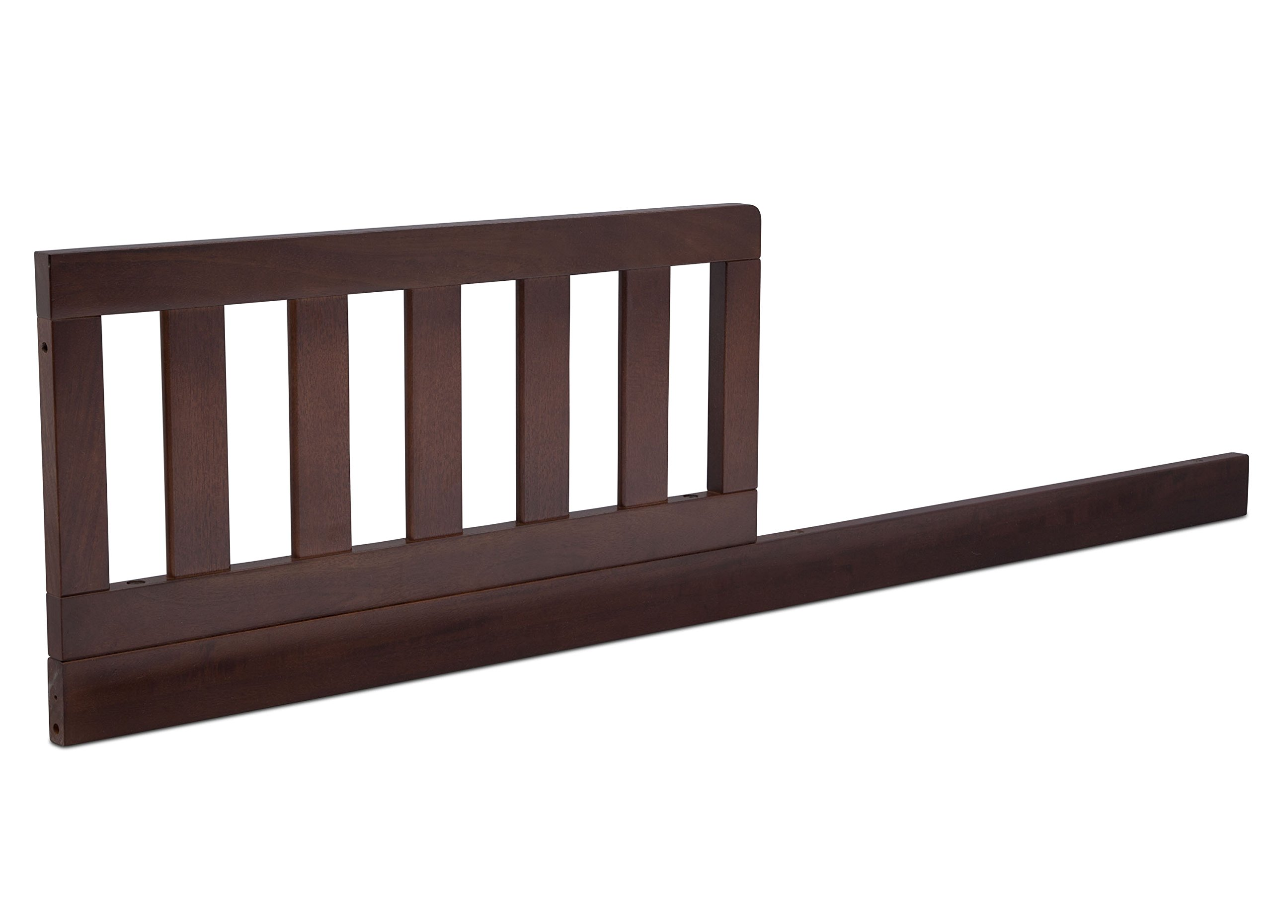 Serta Daybed/Toddler Guardrail Kit #707726, Walnut Espresso