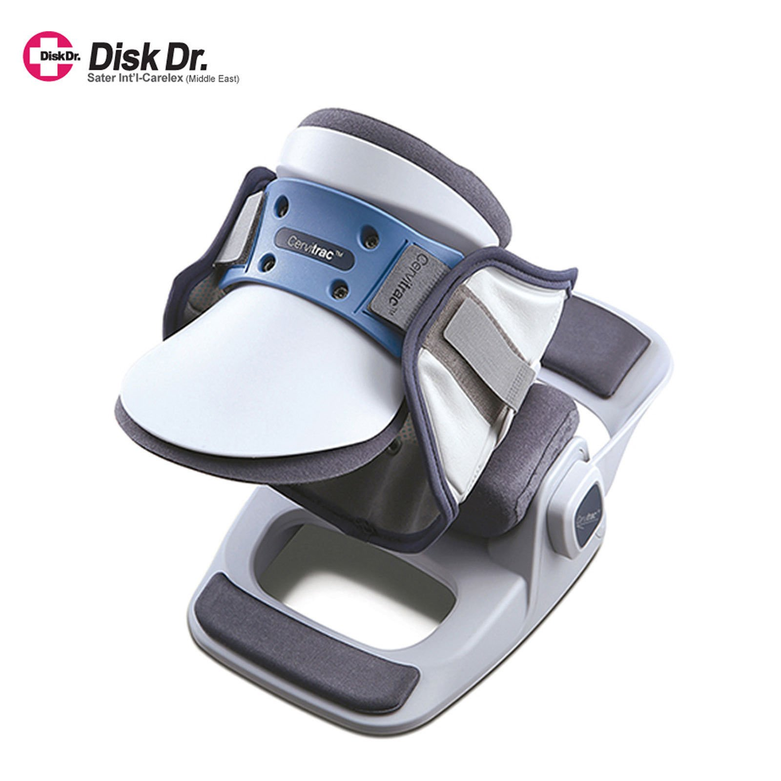 Disk Dr. CS500 Subtrack Neck Pain Relief cervical traction device