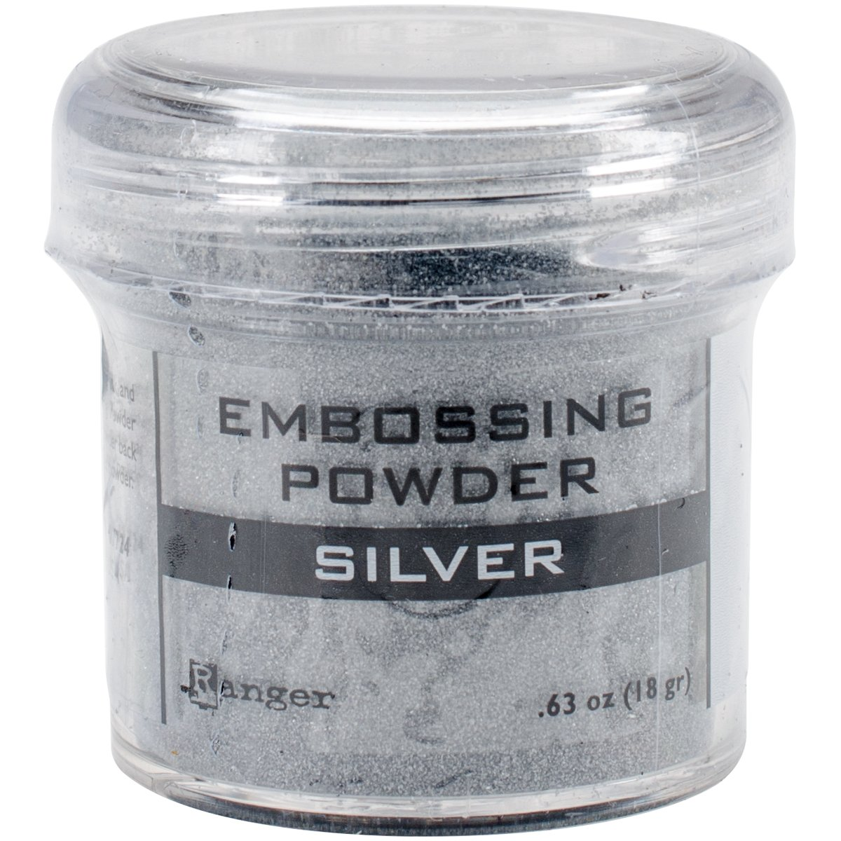 Ranger Silver-Embossing Powder, Acrylic, Multicolour EPJ-37361