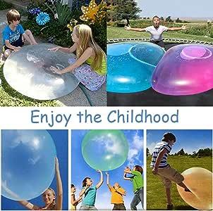 Amazing Bubble Ball, Bola Burbujas Increíble, Goma Interactiva ...