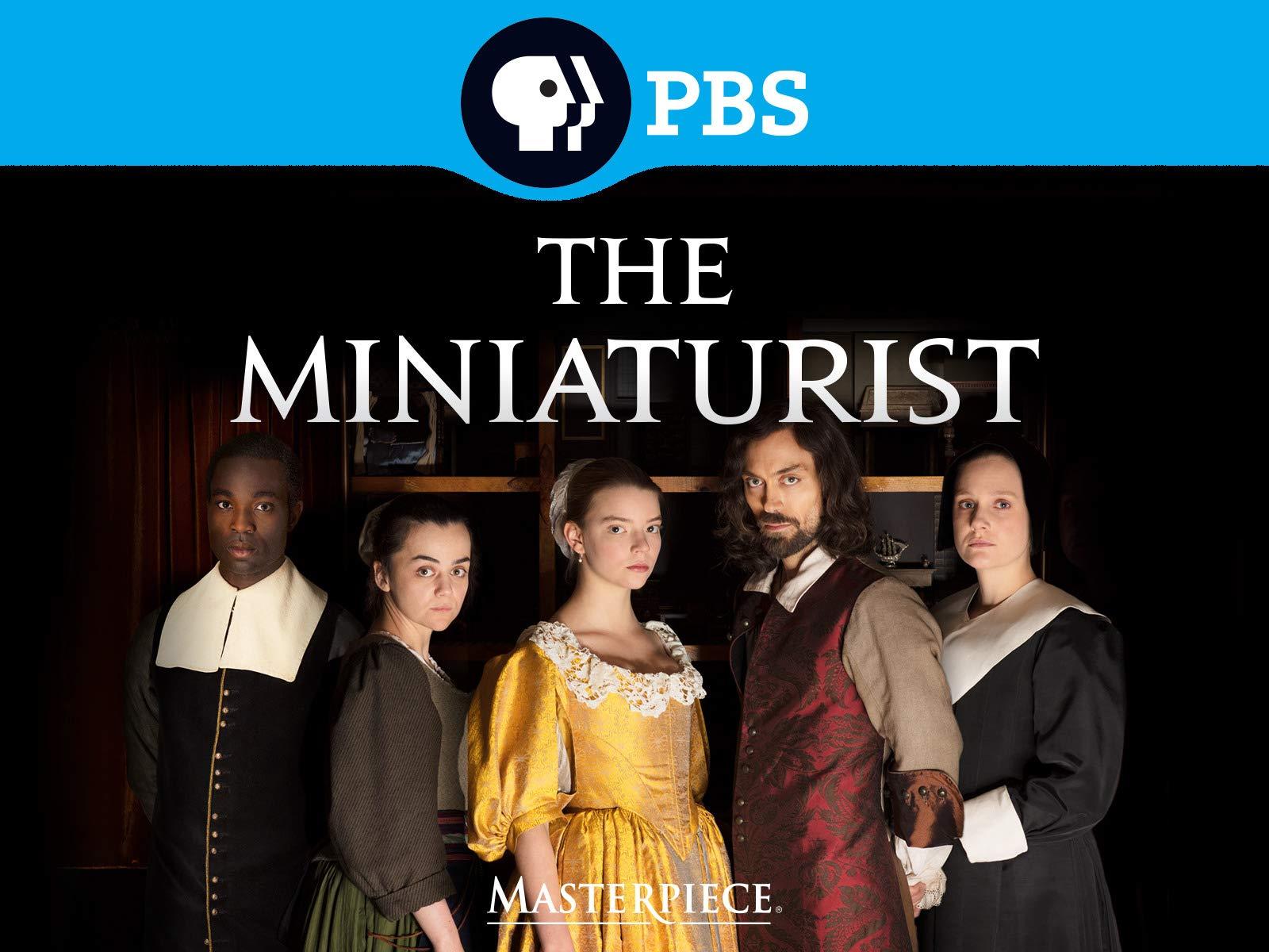 Amazoncom Watch The Miniaturist Season 1 Prime Video