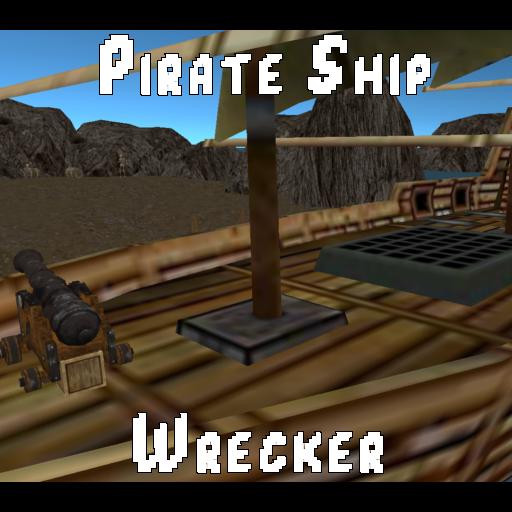 Pirate Ship Wrecker