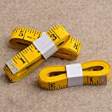 erDouckan Soft Tape Measure /& Body Chest Waist Circumference Measuring Ruler Soft Meter Sewing Tailor Tape Perfect for Family Woodworking