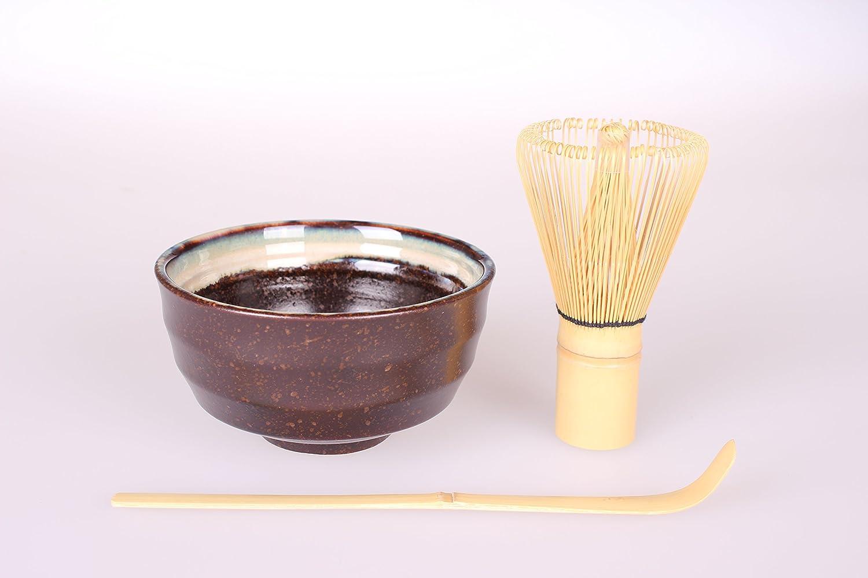 Goodwei Japanese Matcha Tea Ceremony Set (Black) 967