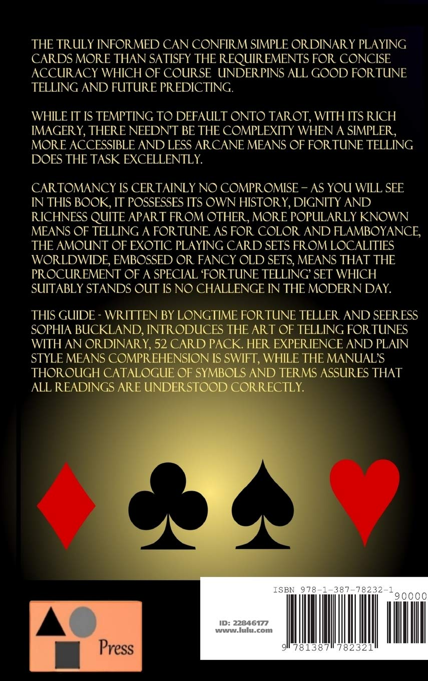Cartomancy - The Art of Fortune Telling with Playing Cards