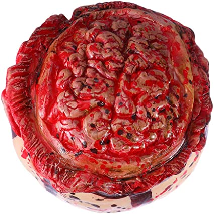 Halloween Prop Bloody Body Parts Props Scary Halloween Haunted House Decor 1PC