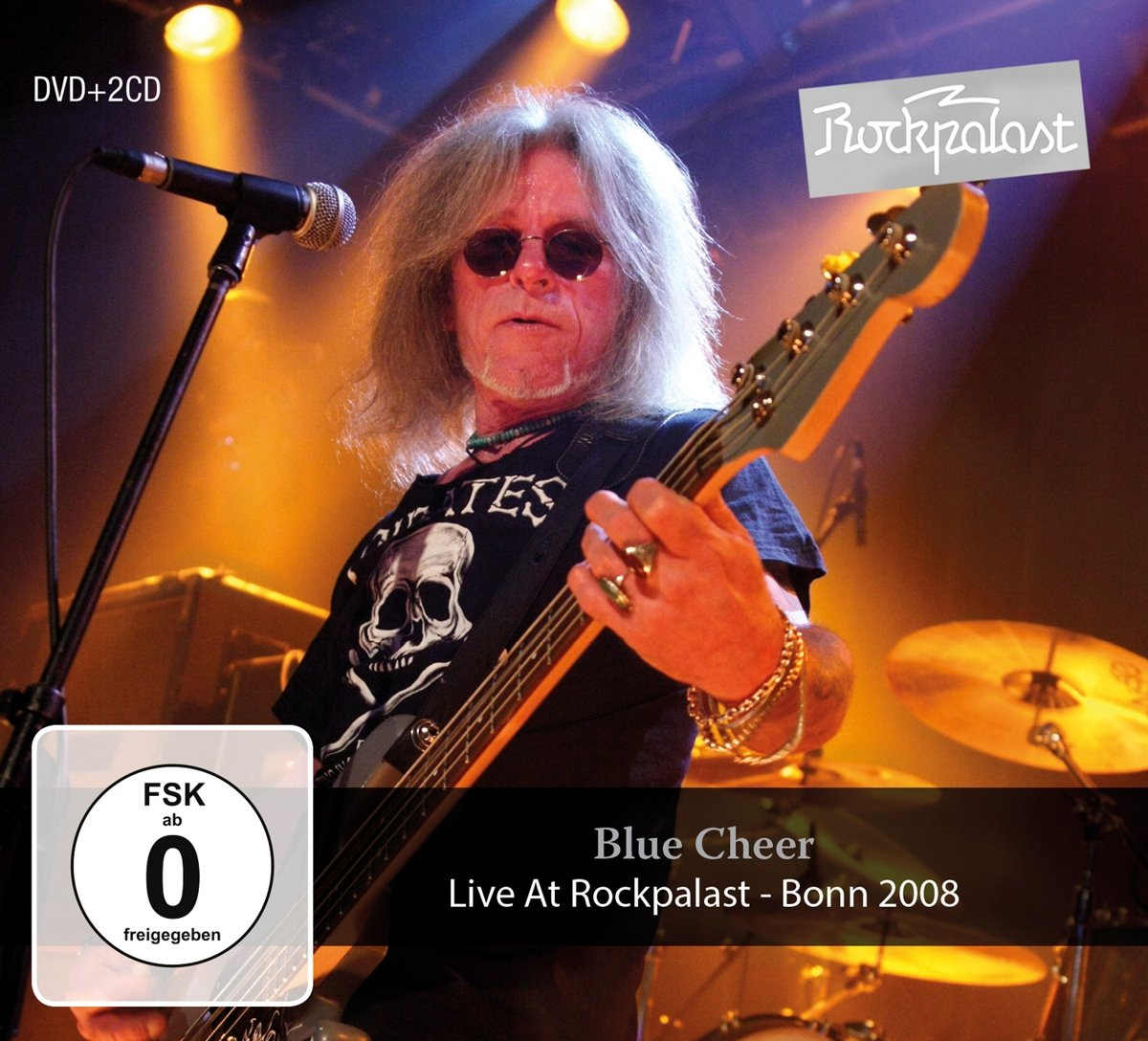 Blue Cheer - Live At Rock Palast Bonn 2008 - (MIG 90752) - DELUXE EDITION BONUS - 2CD - FLAC - 2017 - WRE Download