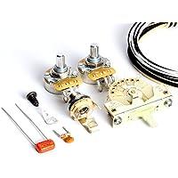 ToneShaper Guitar Wiring Kit For Fender Telecaster SS1 (Modern Wiring)