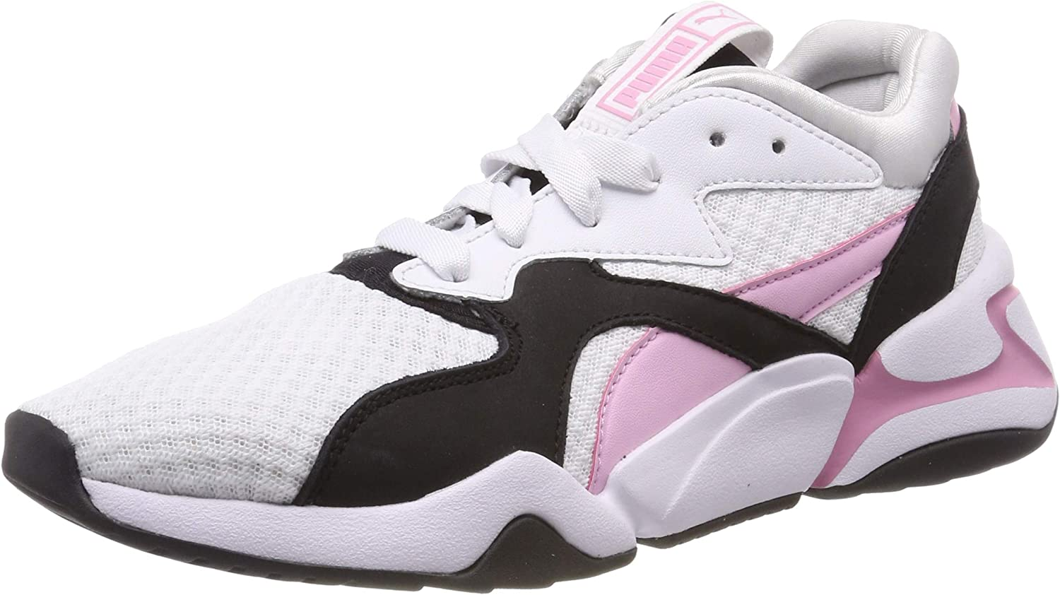 Amazon.com | Puma Women's Nova 90's Bloc WN's Low-Top ...