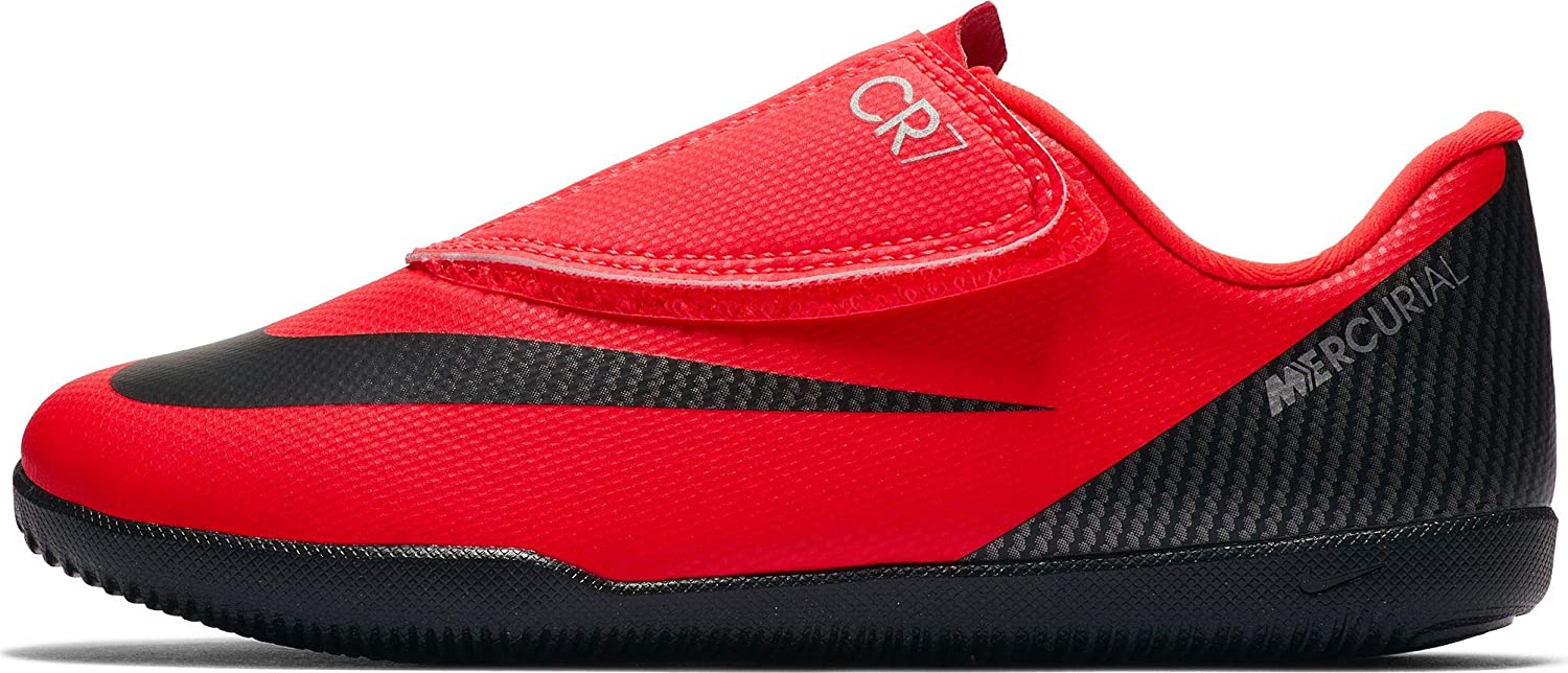 wholesale dealer 4b911 501fb Nike JR. Mercurial VAPORX 12 Club CR7 IC