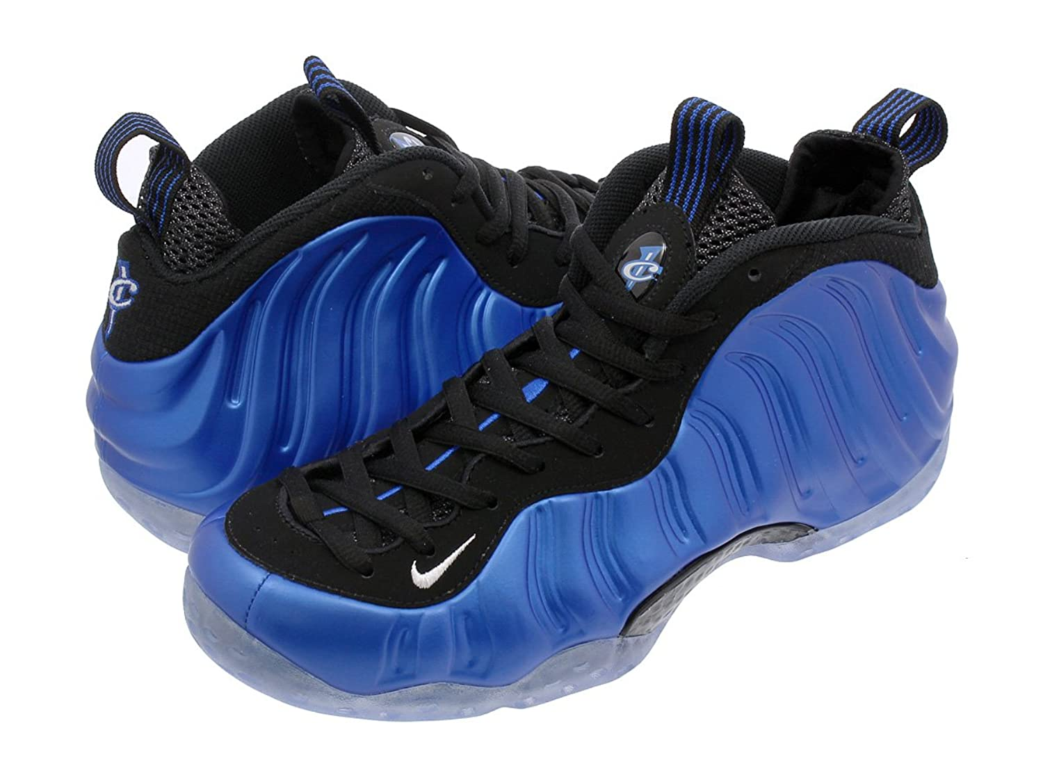 [ナイキ] NIKE AIR FOAMPOSITE ONE XX DARK NEON ROYAL/WHITE/BLACK [並行輸入品] B06XPC3XJB
